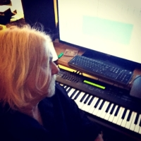 Steve McRay in Studio