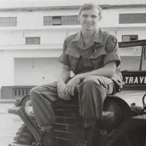 Steve Viet Nam-jeep1-300x300 bw