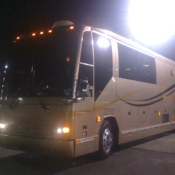 Tour Bus travel
