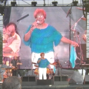 Fran big screen