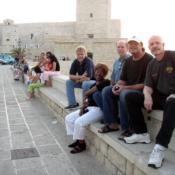 Italy tour group