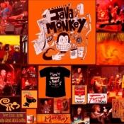 Java Monkey collage