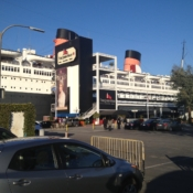Queen Mary in Long Beach CA