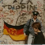 Steve Berlin Wall