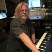 Steve laying down tracks-Steve McRay